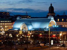Gothenburg: The Market Hall (saluhall)