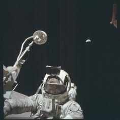 La Nasa a mis en ligne près de 10 000 photos prises lors de la mission Apollo