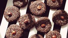 carob cookies / gluten free