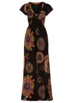 VEST ANDEZ - Długa sukienka - czarny