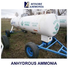 Anhydrous ammonia is an efficient and widely used source of nitrogen fertilizer. #MysoreAmmonia is a manufacturing & #GlobalDistributor of Ammonia. Visit us for more detail. Mysore Ammonia Pvt. Ltd. : https://goo.gl/8j6q2S  #Supplier #AmmoniaManufacturer #Ammonia #AmmoniaWholesale #AnhydrousAmmonia