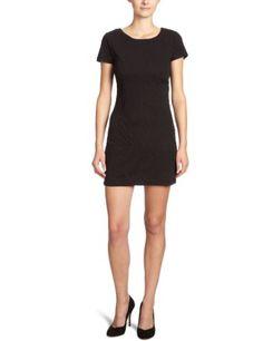 VERO MODA Damen Kleid (mini) Slim Fit, 10082987 Heaven SS Mini Dress,