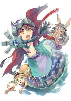 Made in Abyss.