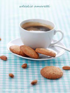 Ciasteczka amaretti @cafeamaretto