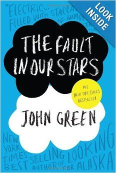 The Fault in Our Stars: John Green On my list to read!