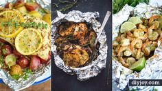34 Best Tin Foil Camping Recipes