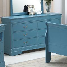 Glory Furniture 6 Drawer Dresser $399.99