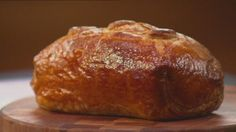 Gary's Beef Wellington recipe from MasterChef All Stars is delicious and this meaty dish will be sure to make your mouth water Meat Recipes, Baking Recipes, Quiche, Wellington Food, Masterchef Recipes, Masterchef Australia, Food Hub, Carnivore, Carne Asada