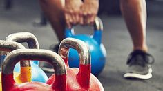 How to use kettlebells without hurting yourself.