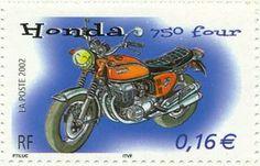 motorcycle - Honda 750