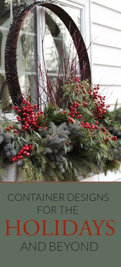 Container designs for the holidays and beyond are easy to make and can often be made for little or no money. Check out these great ideas!