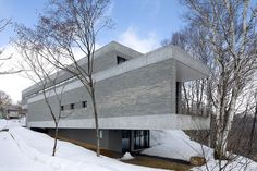 The Clearwater House / Seshimo Architects  Peter Hahn Associates