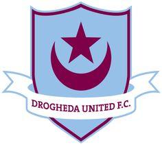 Drogheda United F., League of Ireland (First Division), Drogheda, Ireland University College Dublin, Fifa, British Football, Football Team Logos, Sports Logos, Live Stream, Star Show, Basketball, Everything