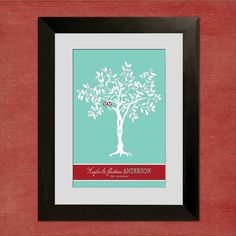 Wedding Tree Guest Book Alternative  Custom by InvitingMoments, $38.00