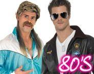 Mens 1980's Costumes, Mens 1980's Fancy Dress, Mens 80's Costume, Mens 80's Outfits, Mens 1980s Costumes - Fancy Dress Ball - Page 6