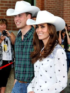 Will & Kate: A Lil Bit Country