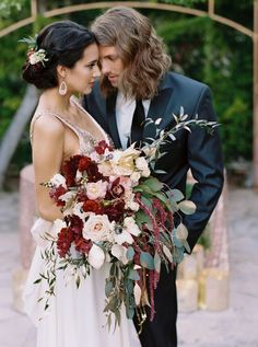 Luxe Bohemian Chic Wedding
