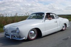 i might have a ting for vw or just small cars(Karmann Ghia)