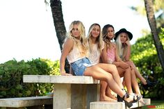 Surfer Style 101: Tag Along for a Beach Day with Billabong's Pro Boarders