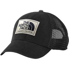 aa695f99c3482 The North Face - Mudder Trucker Hat - Tnf Black North Face Hat