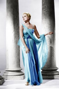 Most Famous Hollywood Dresses - Grace Kelly, To Catch a Thief