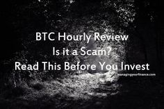 BTC Hourly Review – Is it a Scam? Read This Before You Invest