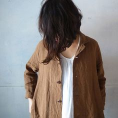 WALTS [Shop Coat] -long- - WALTS|ワルツ|オンラインショップ