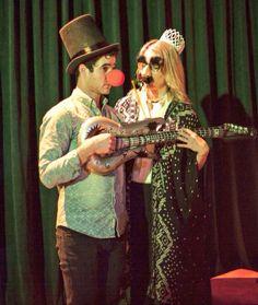 Darren and Dianna