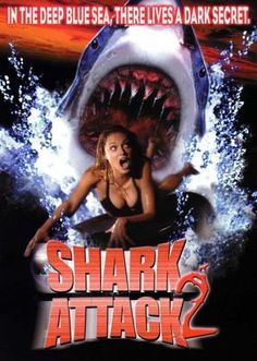 Poster for Shark Attack 2