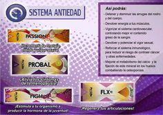 Productos para todos. Más info: www.bebidasfuxion.es / info@bebidasfuxion.es