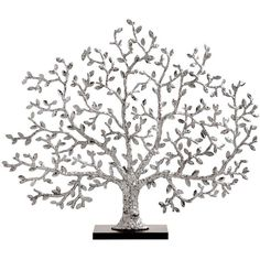 Michael Aram Tree of Life Silvery Fireplace Screen (7.820 RON) ❤ liked on Polyvore featuring home, home decor, fireplace accessories, silver and michael aram