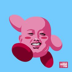Kim Jong-Un par Butcher Billy : Kirby