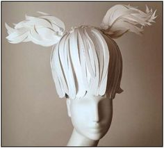 Paper Wigs!  The-Art-of-Making-Paper-Wigs-2