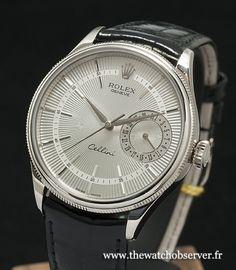 Des montres Hommes habillées signées Rolex | The Watch Observer
