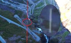 Drone Caught A Fastwalker Speeding Over Trollstigen Norway