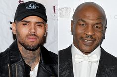 Mike Tyson Will Train Chris Brown For Soulja Boy Fight- 50 Cent