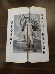 George washington writing paper