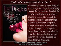 Strictly Professional by Iyana Jenna