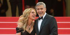 Ils se retrouveront pour la quatrième fois à l'écran. Julia Roberts, George Clooney, Marie Claire, Divorce, National Enquirer, Cannes, How To Memorize Things, Husband, In This Moment