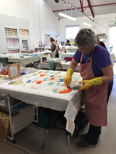 Toni Painting Layers