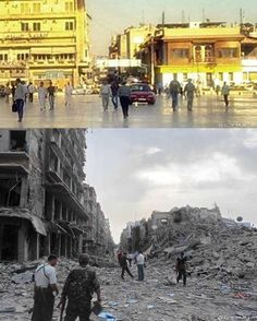 On July 19, 2012, the Syrian Civil War made Aleppo, the country's largest city, its battlefield. Barrel bombs dropped from helicopters,…
