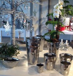 Coming season does have a lot of silver as usual, one might say, and inivitable #Sweden #ItemsForShops #ButiksProdukter #2have #Decor #Followme #Lovemyjob #Salesrep