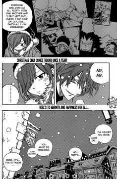 Fairy Tail Christmas Chapter- Guild Master Game part 13 END