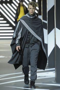 Y-3 Men's RTW Fall 2014 - Slideshow - Runway, Fashion Week, Fashion Shows, Reviews and Fashion Images - WWD.com