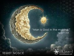 Man is a God in the Making Manly P Hall