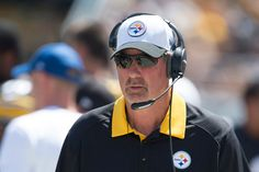 Why Steelers Chose Keith Butler to Succeed Dick LeBeau - November 2015 #Pittsburgh #Steelers #NFL #Football #Coach #Sports