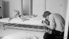 Photo: Marilyn Monroe photographed in 1961 by Douglas Kirkland.