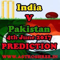 India Vs Pakistan ICC Champions Trophy Prediction