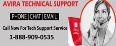We are providing Customer Support for Avira Antivirus at 1-888-909-0535 to solve the issues regarding installation, product key, virus removal etc. Contact Avira Antivirus Support Number and resolve your issues within few minutes.