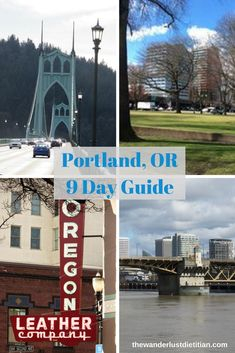 first time visit to Portland, Things to do in Portland OR, where to eat in Portland OR, 9 days in Portland OR.